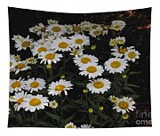 Field Of Daisies Tapestry