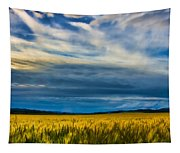 Field Of Gold  Tapestry