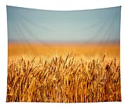 Field Of Wheat Tapestry