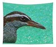 Fijinan Bird 2 Tapestry