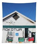 Filling Station, Mokotua, The Catlins Tapestry