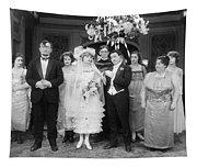 Film Still: By Golly, 1920 Tapestry