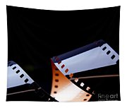 Film Strip Abstract Tapestry