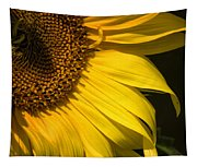 Find The Spider In The Sunflower Tapestry