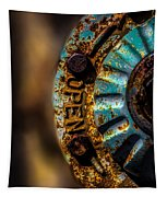 Fire Hydrant  Tapestry
