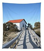 Fire Island Light Station Tapestry
