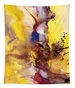 Fire Smoke And Brimstone II Tapestry