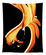 Fire Water 260 By Sharon Cummings Tapestry