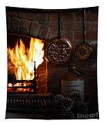 Fireplace Tapestry