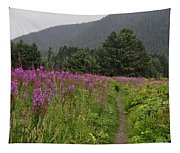 Fireweed Path At Fish Creek Tapestry