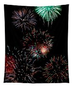 Colorful Explosions No2 Tapestry