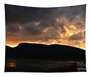 Firey Sky Tapestry