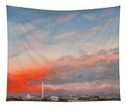 Obama Inaugural Sunrise 1 Tapestry