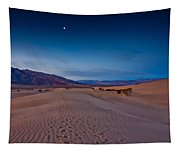 First Light Dunes Tapestry
