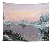 First Snowfall Tapestry