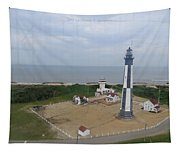 First State Landing  Lighthouse Tapestry
