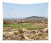 First Tee Tapestry