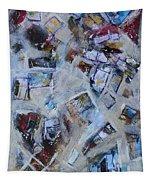 First We Take Manhattan Tapestry