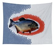 Fish Mount Set 12 B Tapestry