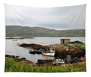 Fishermans Landing Tapestry