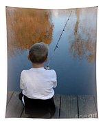 Fishin' Tapestry