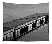 Fishing Dock Tapestry