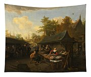 Fishmarket Tapestry