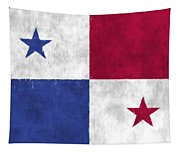 Flag Of Panama Tapestry