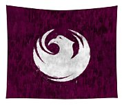 Flag Of Phoenix Tapestry