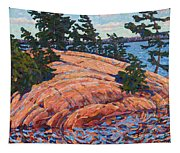 Flagging Pines Tapestry