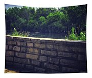 Flagstone Wall Tapestry