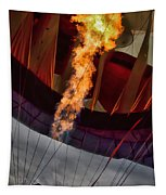 Flame On Two Tapestry