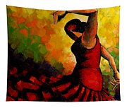 Flamenco Tapestry