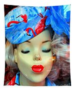Flamingo Couture Tapestry