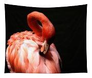 Flamingo Softness Tapestry