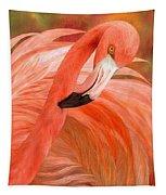 Flamingo - Spirit Of Balance Tapestry