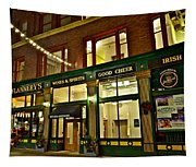 Flannerys Pub Tapestry