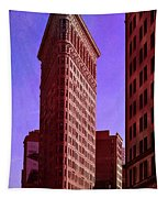 Flat Iron  Tapestry