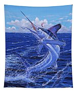 Flat Line Off0077 Tapestry