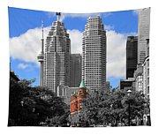 Flatiron Building Toronto 2c Tapestry