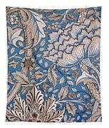 Floral Design Tapestry