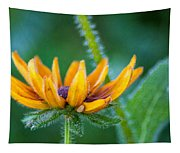 Floral Fuzz Tapestry