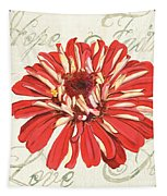 Floral Inspiration 1 Tapestry