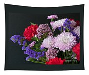 Floral Mix Tapestry