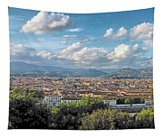 Florence Panorama Tapestry