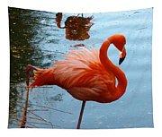 Florida Flamingo Tapestry