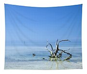 Florida Keys Lonely Root Tapestry