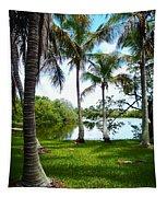 Florida Lake Tapestry