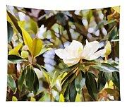 Florida Magnolia Tapestry