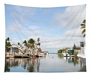 Florida Spring Day Tapestry